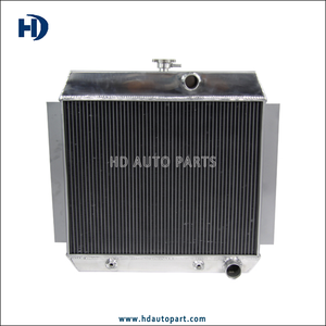 for FORD Chevy Universal Replacement Steel Car Radiators