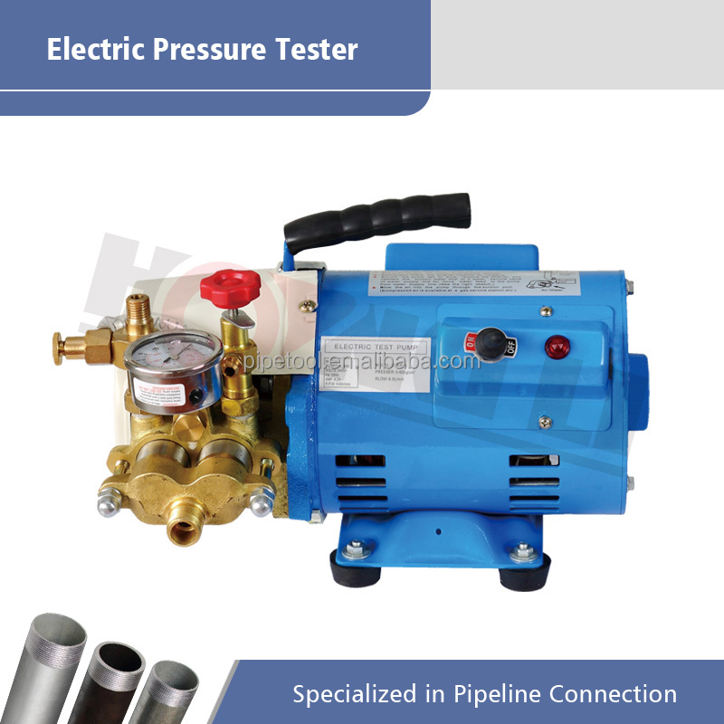 860 psi Portable Pipe Electric Testing Pump (DSY60A)