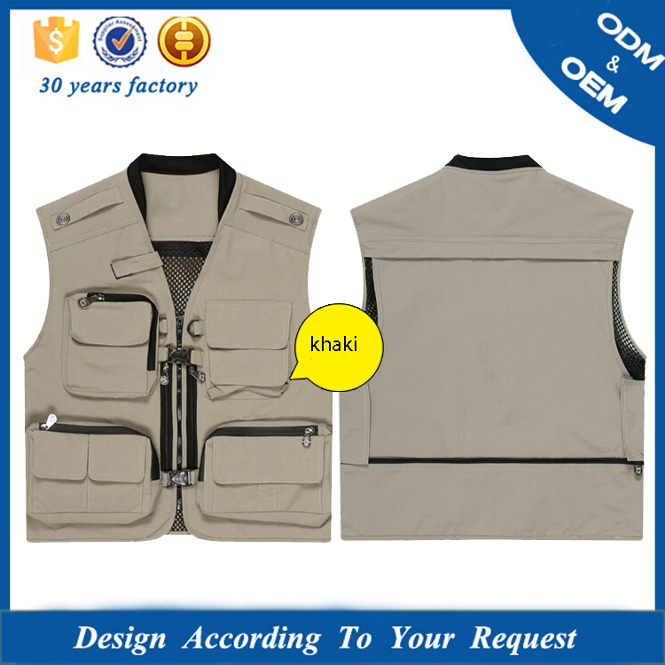 Outdoor quick-drying vest suit men,sport vest for adult