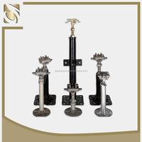 raised floor pedestals adjustable floor support by Jiachen