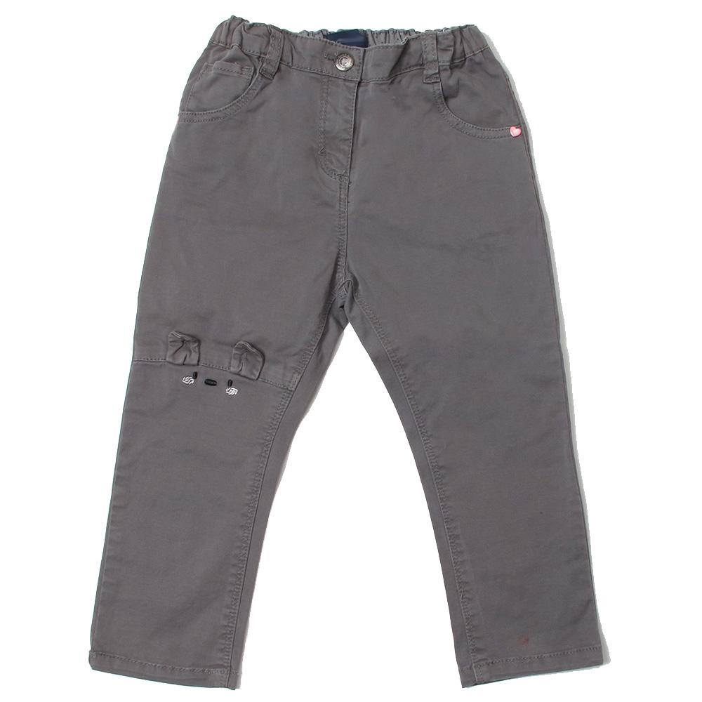 शिशु कपड़े चीन बुटीक बेबी डेनिम जींस चौग़ा ठोस रंग बच्चों लटकानेवाला पैंट के साथ समायोज्य कंधे पट्टियाँ