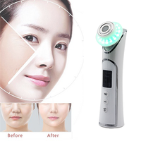 2019 Trending Beauty Personal Care RF Skin Tightening Machine LED Light Therapy Beauty Device