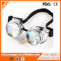 toys glasses bar party goggles kaleidoscope glasses wholesale manufacturer