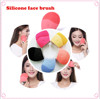 Small Business Ideas Machine facial electric pore cleaner Sonic Clean silicone makeup brush cleaner