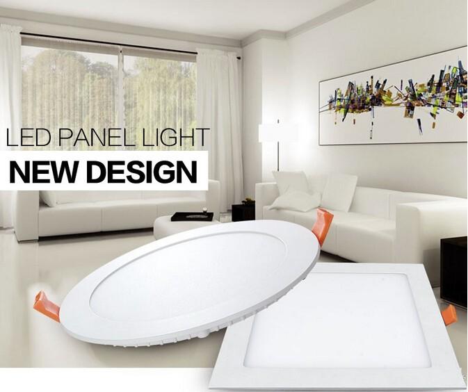 Bis-genehmigte Runde Led-lichtpaneel Batteriebetriebene  Led-deckenpaneelleuchte Für Die Küche - Buy Led-panel,Runden  Led-leuchtplatte,Led-deckenplatte ...