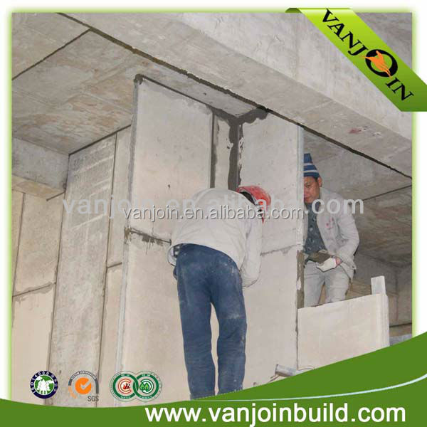 good character fire prevention 100mm EPS Insulation Sandwich Wall Panel