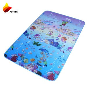Custom korea design 2cm thick foam children game kids floor baby playmat