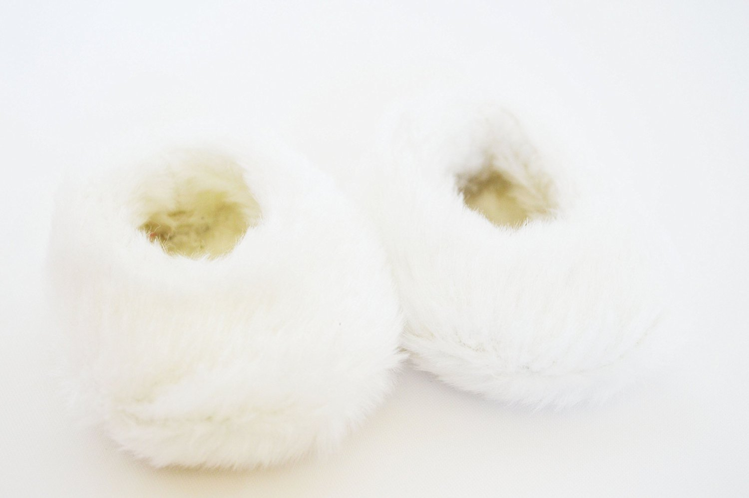 c7f288085d5c Buy White Fuzzy Slippers For American Girl Dolls and Bitty Twins in Cheap  Price on m.alibaba.com
