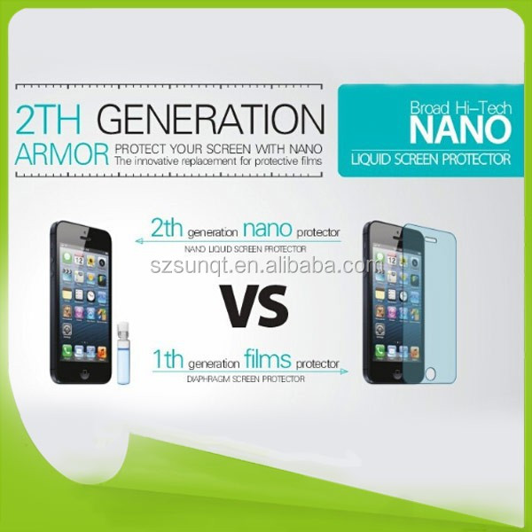 Nano Technology Liquid screen protector invisible protector pear phone price