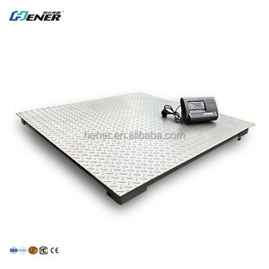 electronic industrial platform weighing scale parts