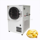 1-2kg per batch freeze dried durian / mini coffee freeze drying machine