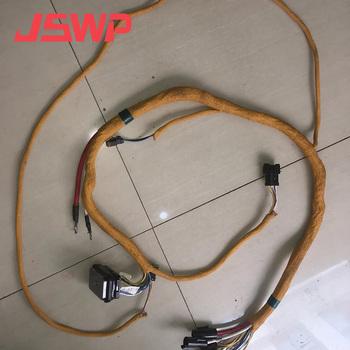 excavator c18 engine wiring harness 231-1812 for caterpillar 385c 385c fs