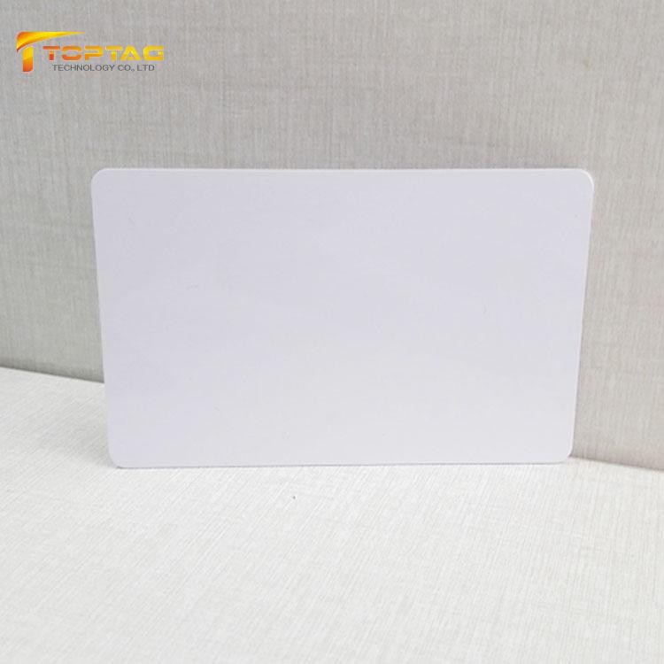 18 桁 id 番号注入印刷 125 125khz 白カード TK4100 カード