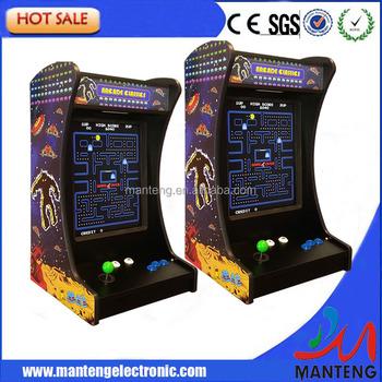Pac Man Mesa Juegos Arcade Clasicos Mini Mesa De Coctel Arcade Juego