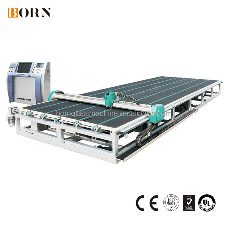 China Factory High Quality Mirror Glass CNC Cutting Machine