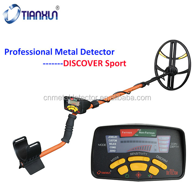 DISCOVER Sport high quality gold metal Detector diamond detector