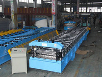 Galvanized Steel Profile Metal Roofing Roll Forming Machine/Corrugated Aluminum Zinc Galvalume Roofing Sheets