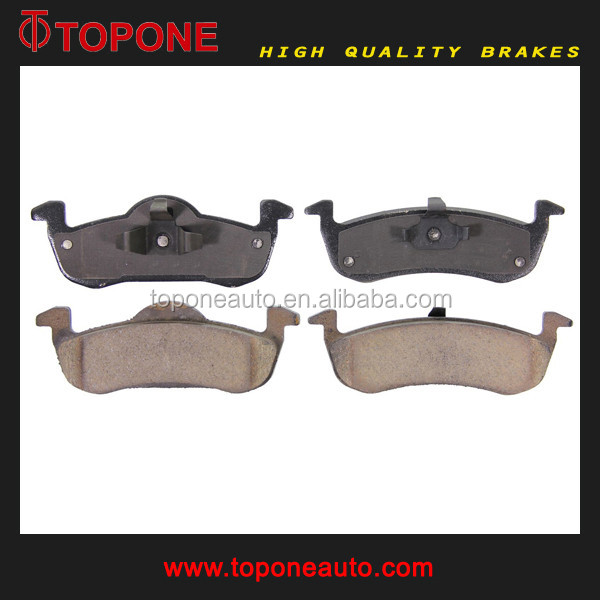 For FORD TRUCK/Lincoln Brake Pad Auto Spare Parts Manufacturer 7L1Z2200A 7L1Z2200B