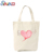 Promotional Cheap Cotton Tote Bag blank canvas wholesale korean Tote Bag