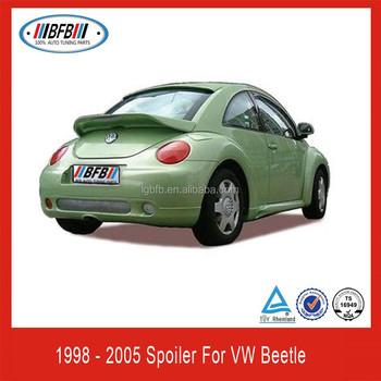 new beetle roof spoiler