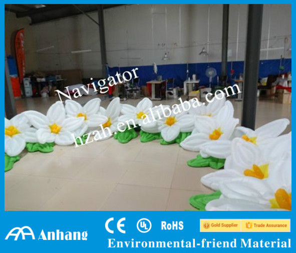 Christmas Decorative Inflatable Flower