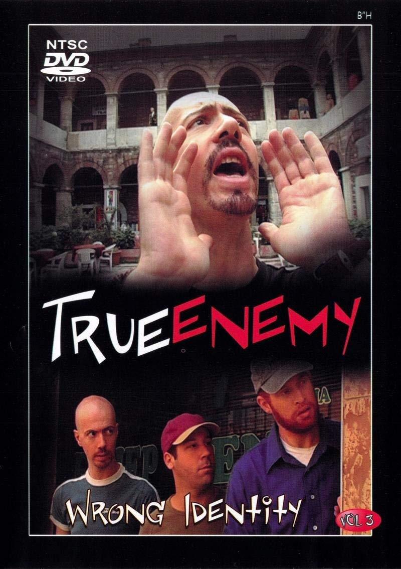 True Enemy DVD (Volume 3 - Wrong Identity)