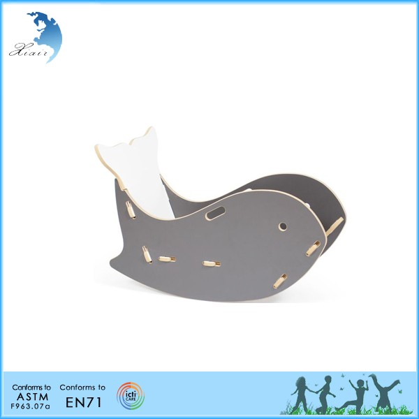 Rocking car wooden rocking horse toy china wooden toy for sale