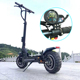 60V 3200W electric scooter china top speed 65km/h with fat tires 2 wheels electrical scooter foldable