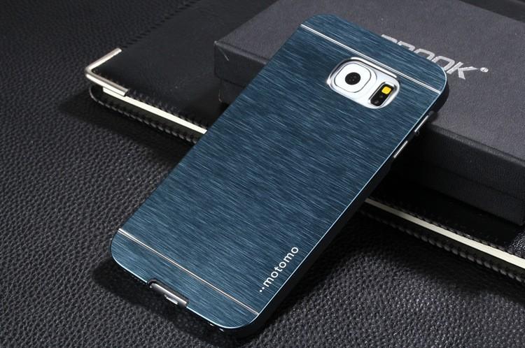 wholesale dealer daf68 f903b Para Samsung S6 Motomo Híbrido Case,Caixa De Metal De Alumínio Para Samsung  Galaxy S6,Tampa Da Caixa Do Telefone Móvel Para S6 Motomo - Buy Para ...
