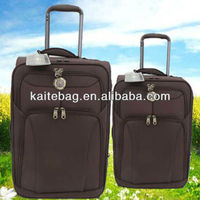 2013 best design fashion travel good 4 pcs two wheels carry on beauty aluminum cheap eminent unique vitage designer luggage