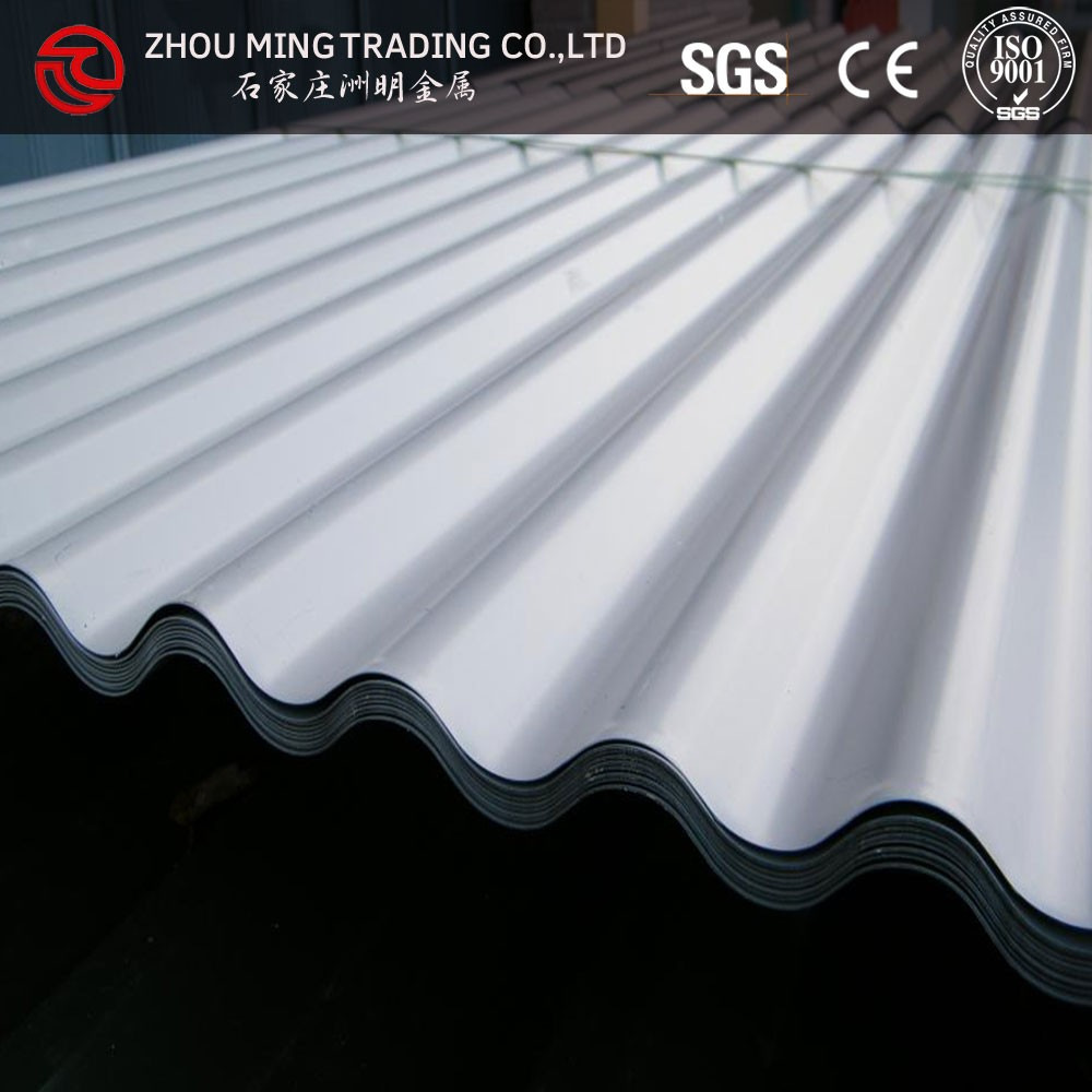 ppgi metal transparent roof sheet