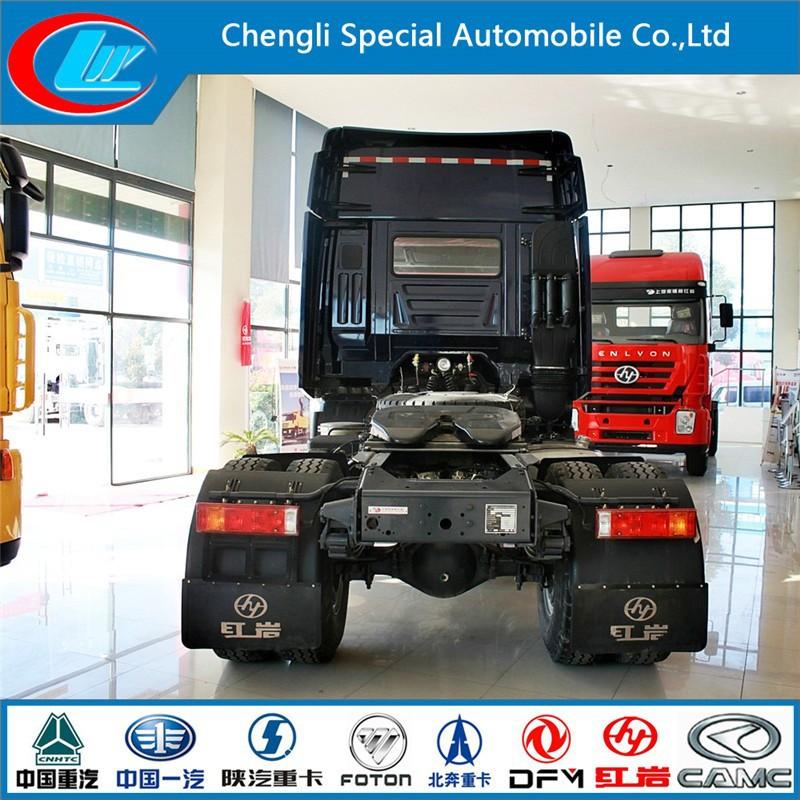 4x2 Genlyon Multi-purpose Farm Mini Tractor,Iveco 280hp Six Wheel ...