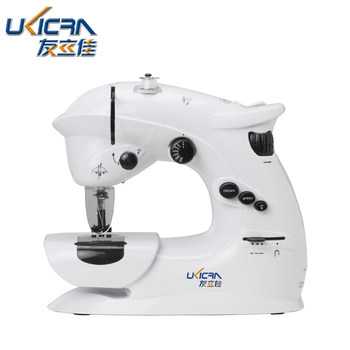 hot sale flat lock / zigzag t-shirt household sewing machine