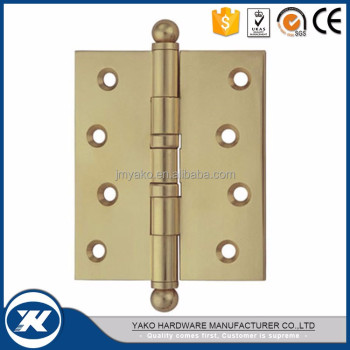 Solid Brass Soft Close Exterior Door Hinge Made In Jiangmen Buy