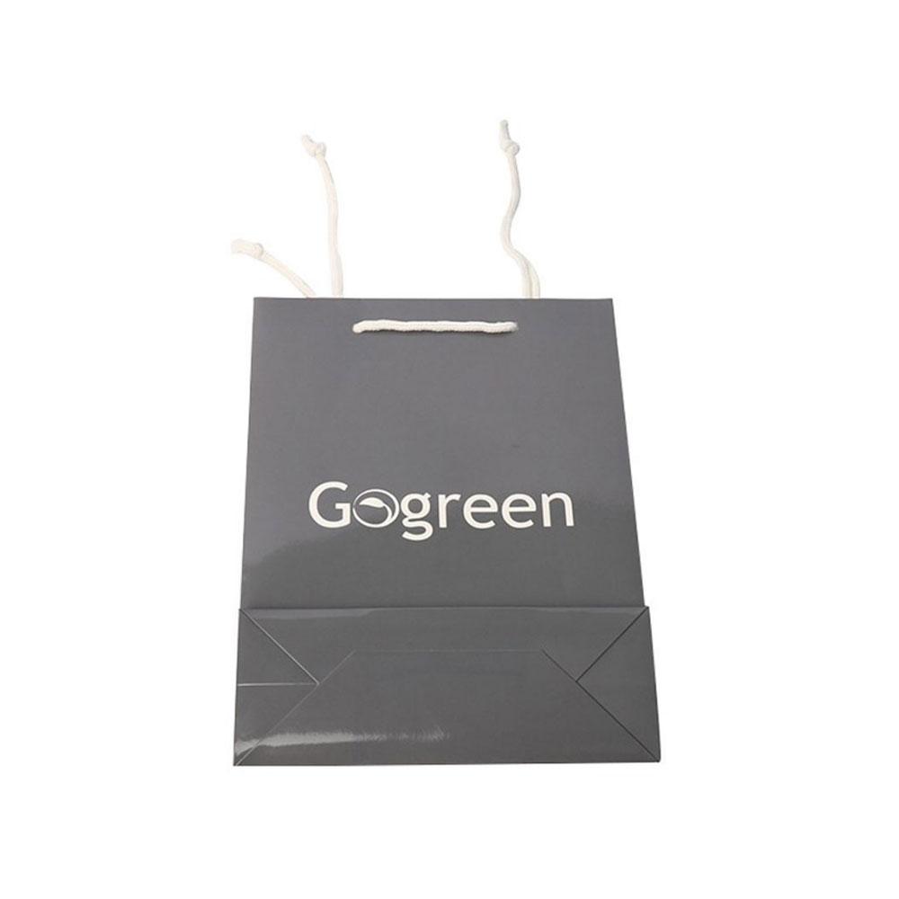 Customized Logo Printing Paper Bags