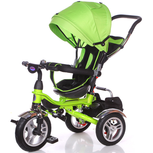 Europe standard CE customized kids tricycle for sale factory wholesale cheap baby tricycle price new model push trike with music