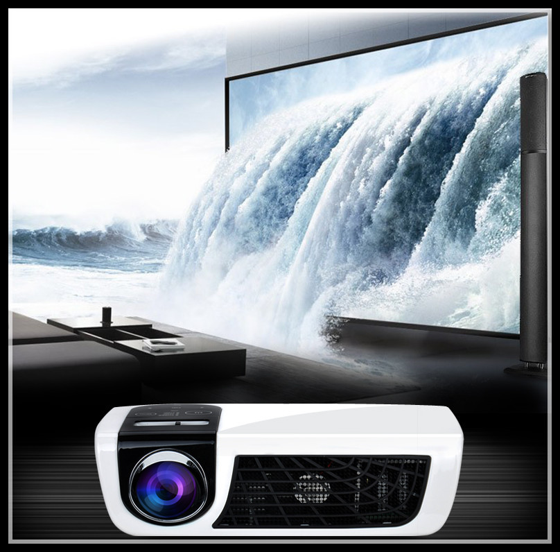 Hot Sales! China Low Price LED projector