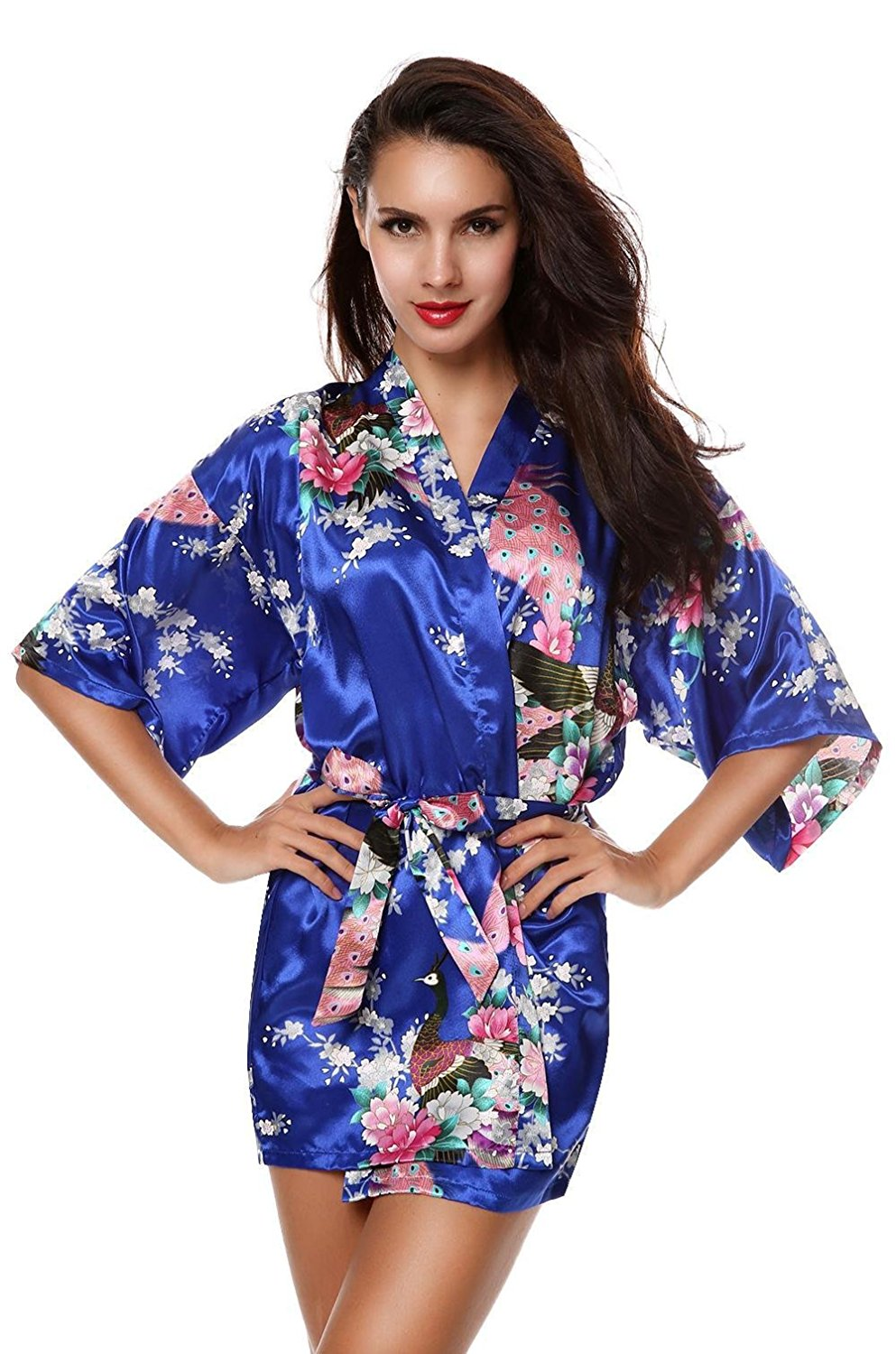 Get Quotations · cindere Robes Loose Robes Nightwear Robes Pajama Robes  Sleepwear Robes Women Robes Robes 3e3f3c350