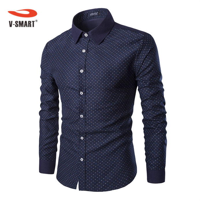 JT137 boutique button down shirts gedrukt mens dress shirt in bulk
