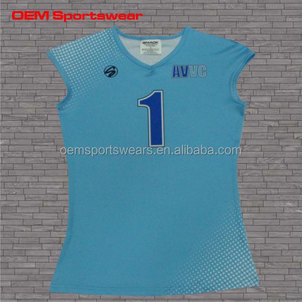 Sublimada Uniforme Personalizado Voleibol Diseño Camisetas - Buy ... 916635fb66328