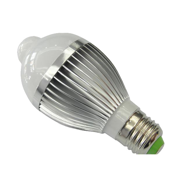 E27 Pir Infrared Motion Sensor Led Light Bulb Lamp Led Bulb With ...