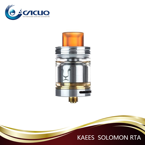 Cacuq offer Drag 157W with original 4ml Kaees Solomon RTA/GTA e cigar