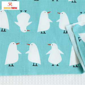 Factory direct 100% cotton twill calico muslin fabric textile