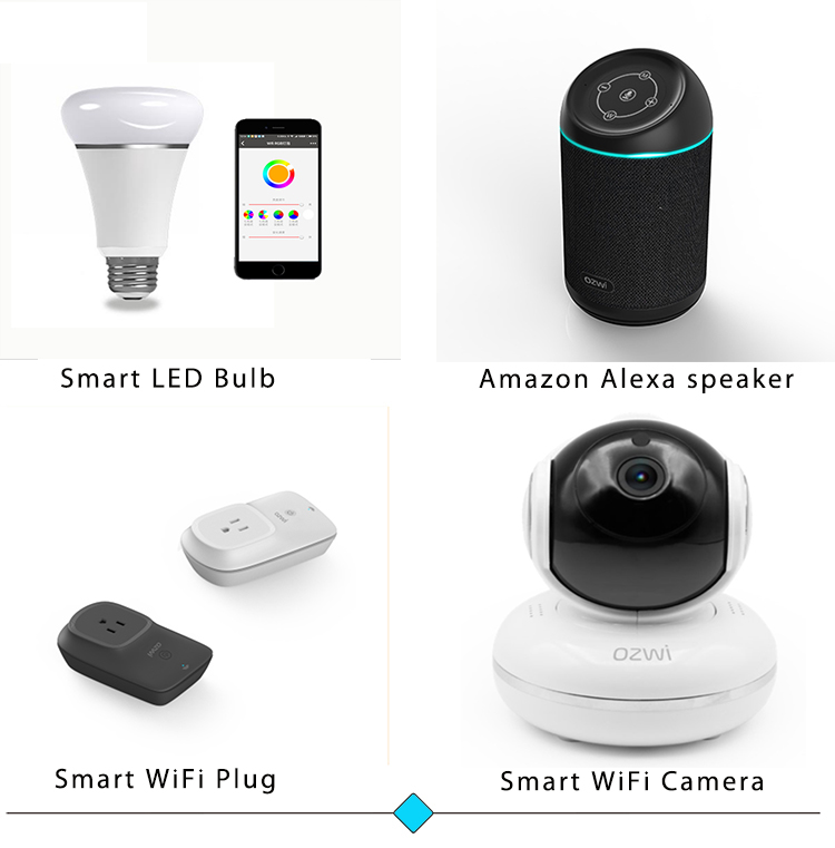 Alexa AVS certificate indoor Bluetooth WiFi 2in1 Speakers smart ai wifi wireless Speaker work with Amazon alexa