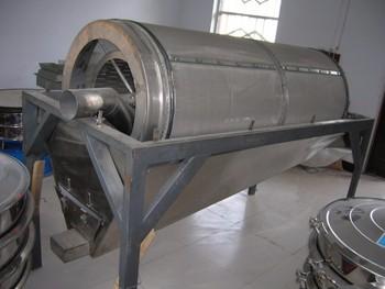 De alta frecuencia vibrante pantalla rotativa máquina de colador de acero  inoxidable industrial para polvo 82eb9b1daae7
