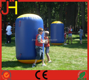 Best Price Inflatable Paintball Air Bunkers Field for Sale