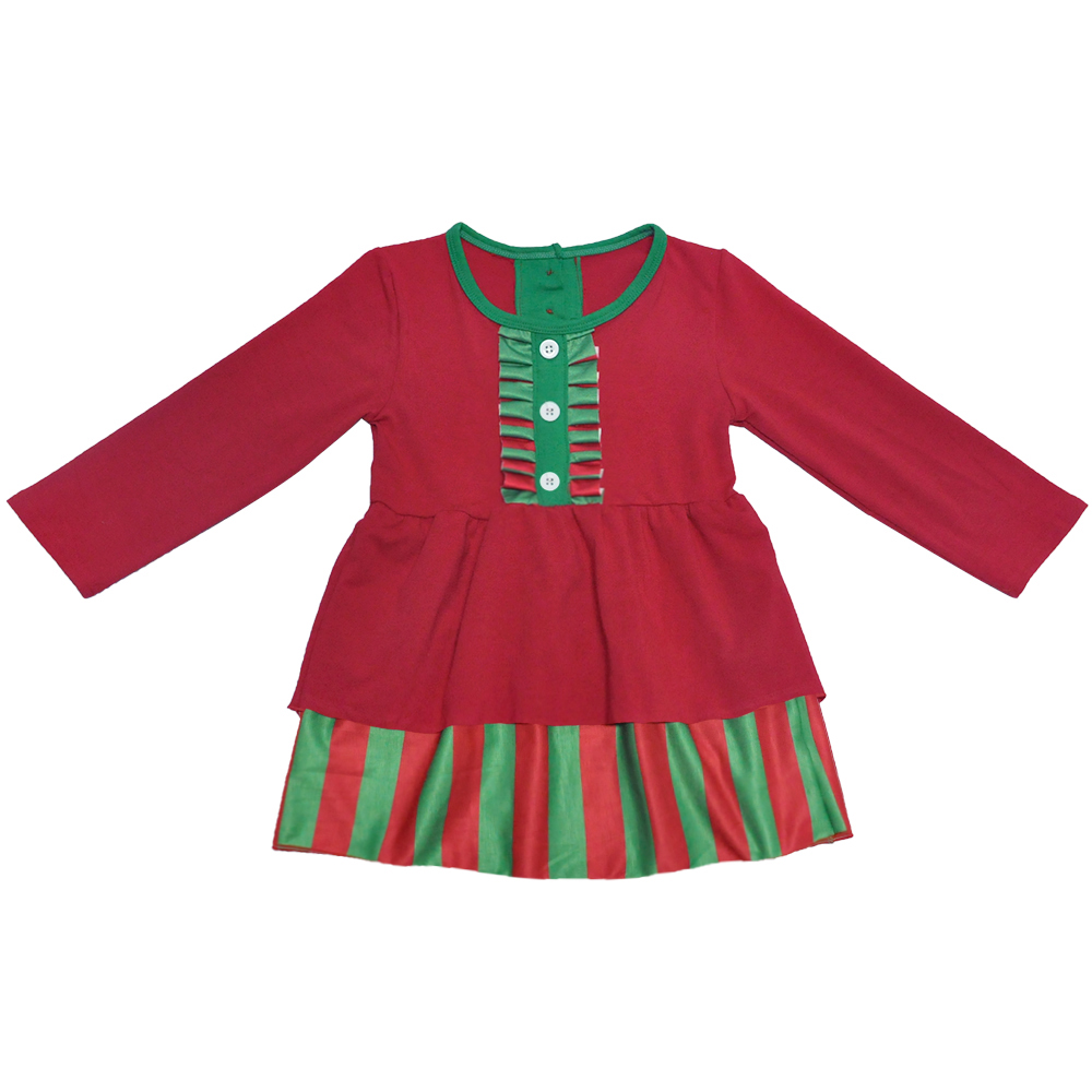 CONICE NINI brand new arrival christmas remake cotton lovely girl party dress