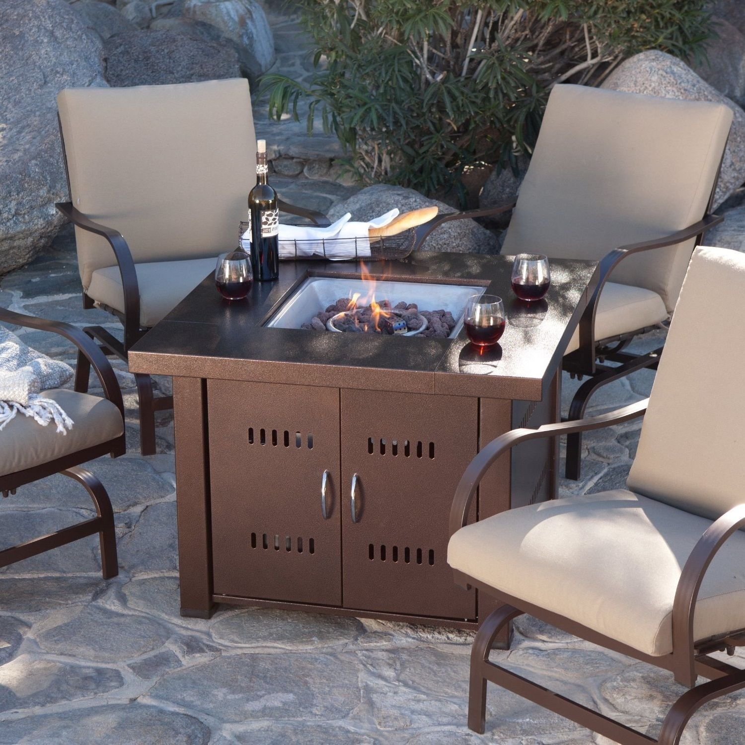 Cheap Propane Patio Fireplace Find Propane Patio Fireplace Deals On