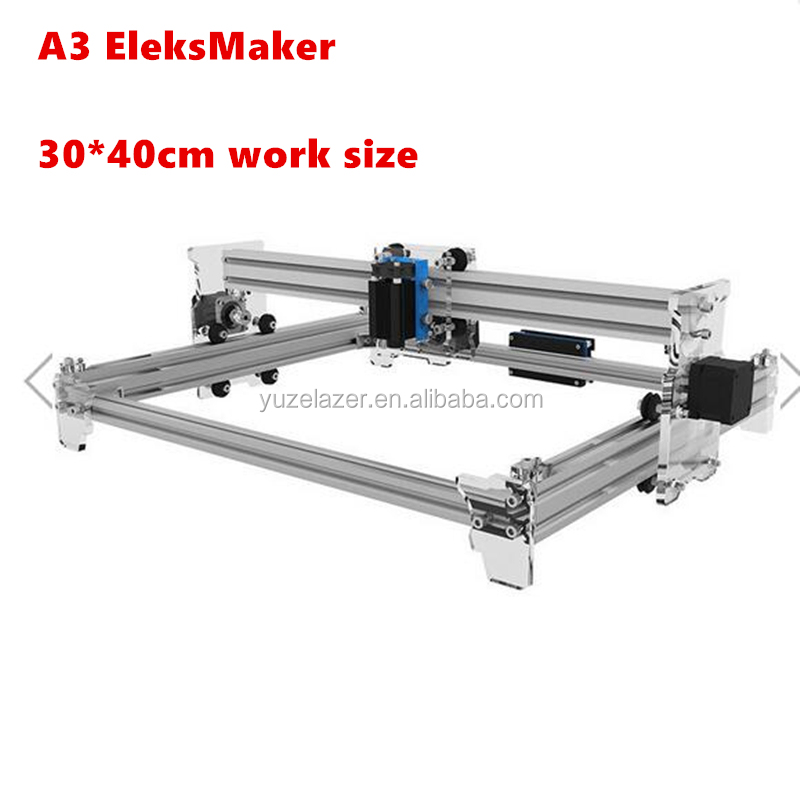 300mw 500mw 1000mw 1600mw 2500mw 5500mw DIY Laser Engraving Machine for Wooden Board Photo Cup Shoes Model Cutting