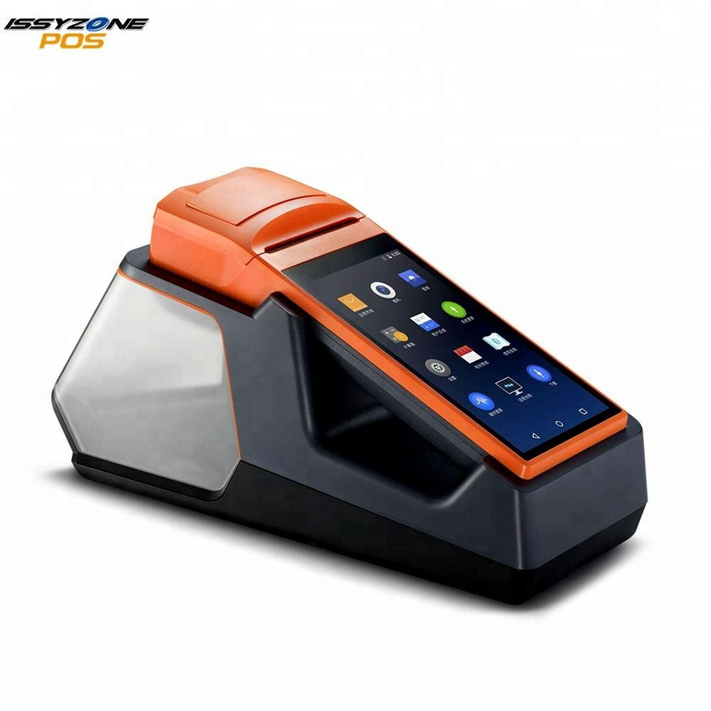 Sunmi V1s Android 7.0 Pda Device Built-in Printer And Qr Code Scanner Mobile Pos Terminal Pda Handheld Computer
